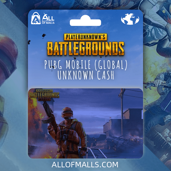 PUBG Mobile UC Global - All Of Malls