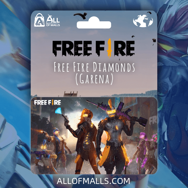 Free Fire Diamonds - All Of Malls
