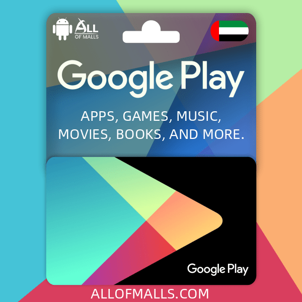 Google Play Gift Card (AE)